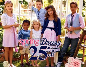 The Childrens Place Spring Dressy