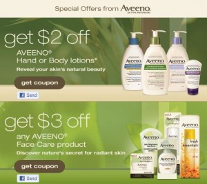 Save on Aveeno