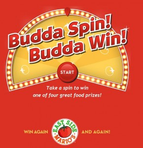 Win with East Side Marios Budda Boom Budda Ching Contest