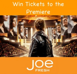 Joe Fresh Hunger Games Contest