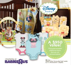 Win a Disney Nursery from Thyme Maternity