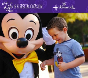 Hallmark Win a Trip to Disney