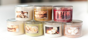 Mini Candles at BBW