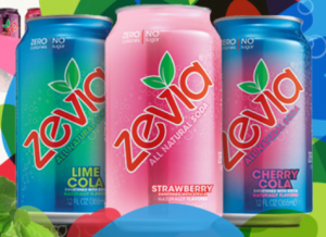 Save 1 on Zevia