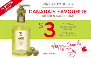 Fruits and Passion Kitchen Hand Soap