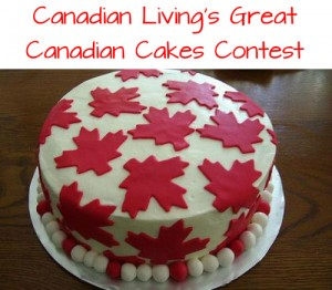 Great Canadian Cakes Contest
