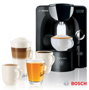 Tassimo Brewer and Tcups