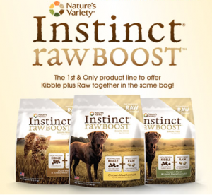 Instinct Raw Boost Coupon