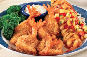 Save at Red Lobster