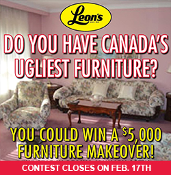 Leons Furniture Makeover