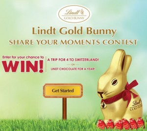 Lindt Switzerland Contest