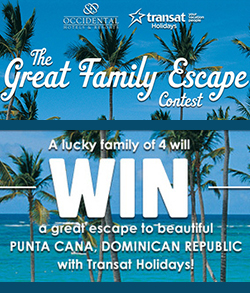 Family Vacation to Punta Cana