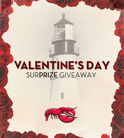 Valentines Day Red Lobster