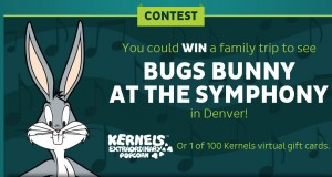 Bugs Bunny in Denver