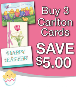Save at Carlton Cards