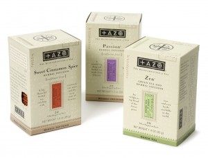 SAVE $1 on Tazo Tea or Chai Tea Latte