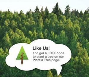 Plant a Tree for FREE with Treecycler