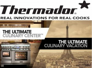The Thermador Ultimate Sweepstakes