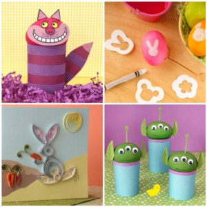 Top 25 Disney Easter Crafts and Recipes